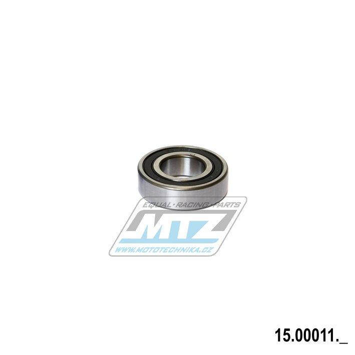 Ložisko 6205-2RS (rozměry: 25x52x15 mm)