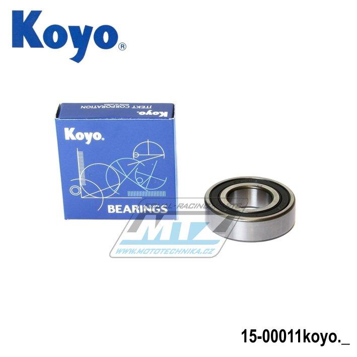Ložisko 6205-2RS (25x52x15)Koy