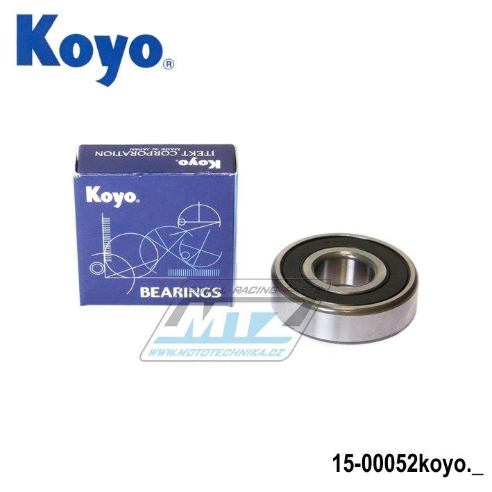 Ložisko 6304-2RS (20x52x15)Koy