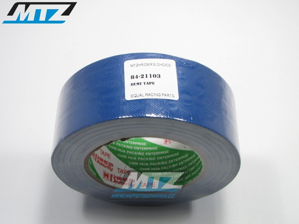 Páska americká 48mmX25m - modrá
