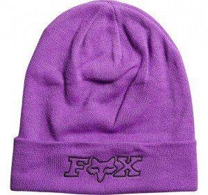 Čepice dámská FOX Beanie OG neon lilac