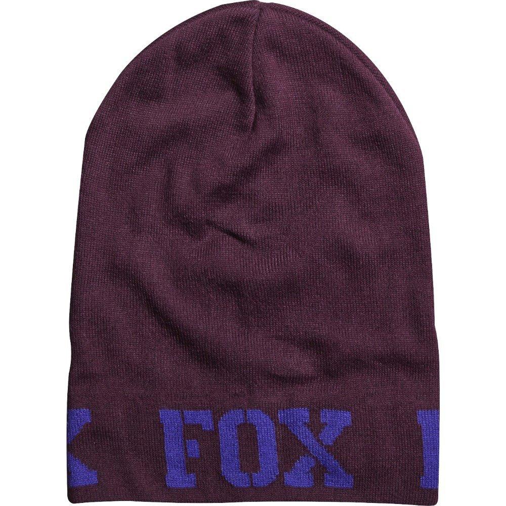 Čepice dámská FOX Beanie Shock Slough merlot