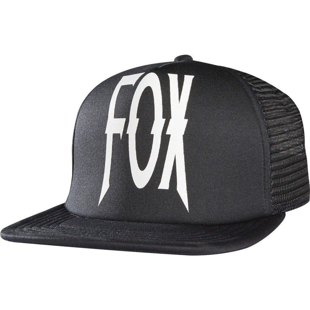 Čepice/Kšiltovka dámská FOX Snapback Trucker Lock Down  černá