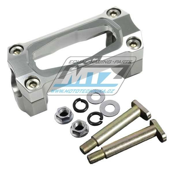 Klemy řidítek včetně stabilizátoru ZETA-RX ¤28,6mm - Kawasaki KX125 / 06-08 + KX250 / 05-08 + KXF250 / 05-12 + 15-17 + KXF450 / 06-17 + Suzuki RMZ250 / 05-06