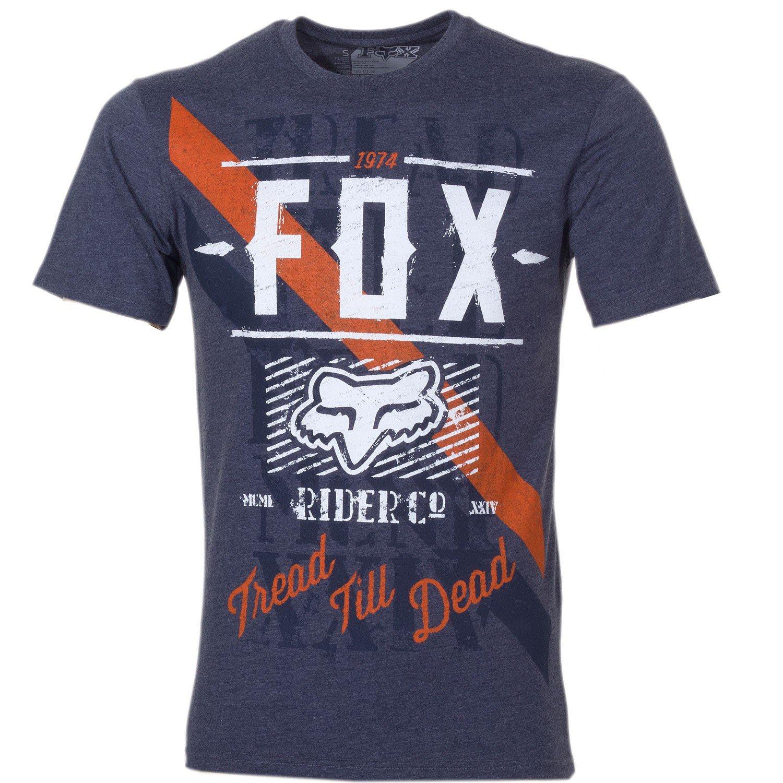 Tričko pánské FOX Dunkel