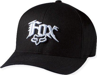 Čepice/Kšiltovka FOX Flexfit Next Century černá