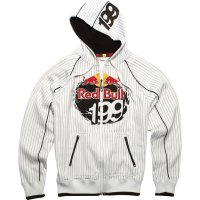 Mikina p�nsk� FOX Zip Hoody Red Bull Travis Pastrana 199