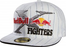 Čepice/Kšiltovka FOX Red Bull X-Fighters Core New Era bílá