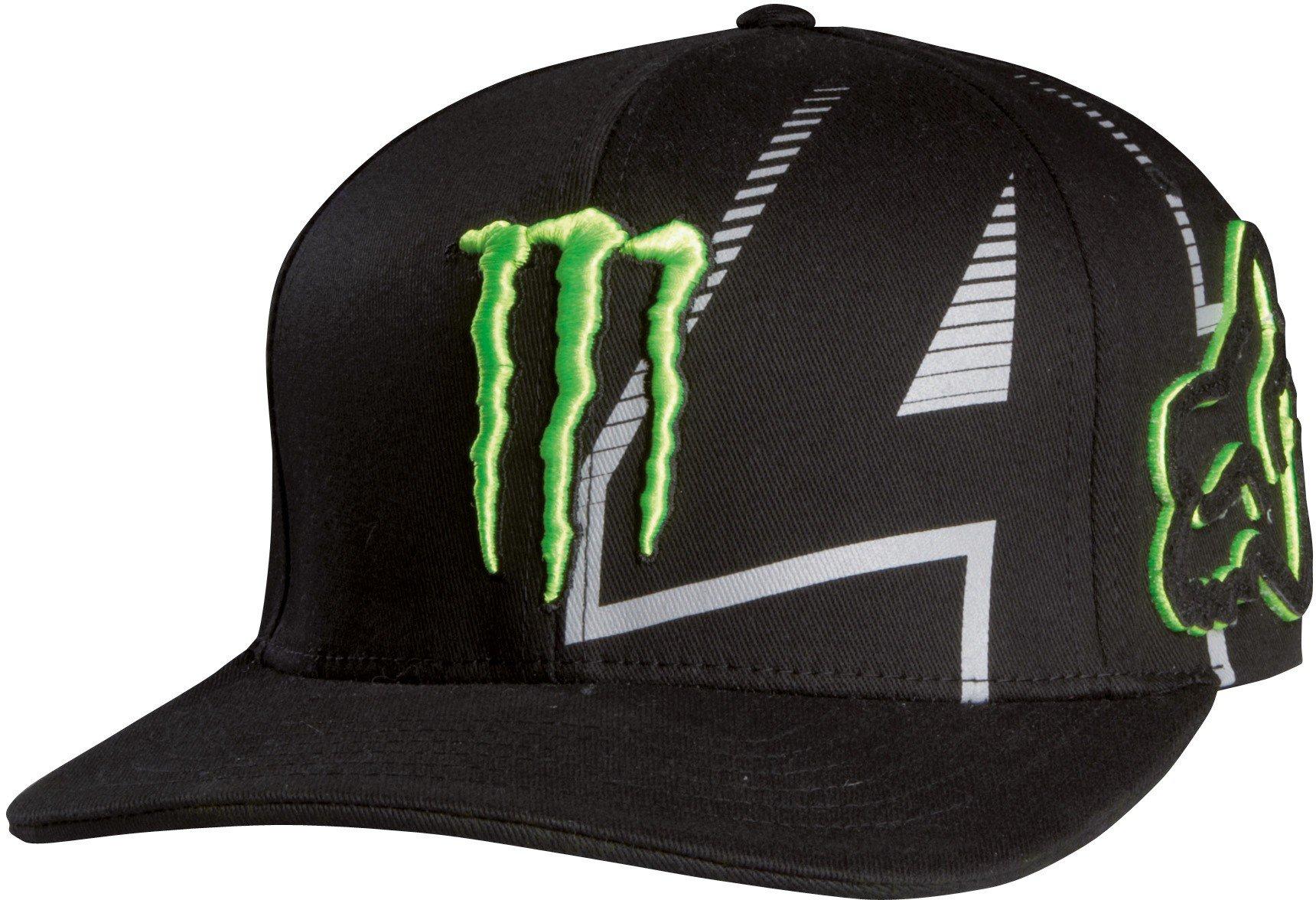 Čepice/Kšiltovka FOX Flexfit Monster černá