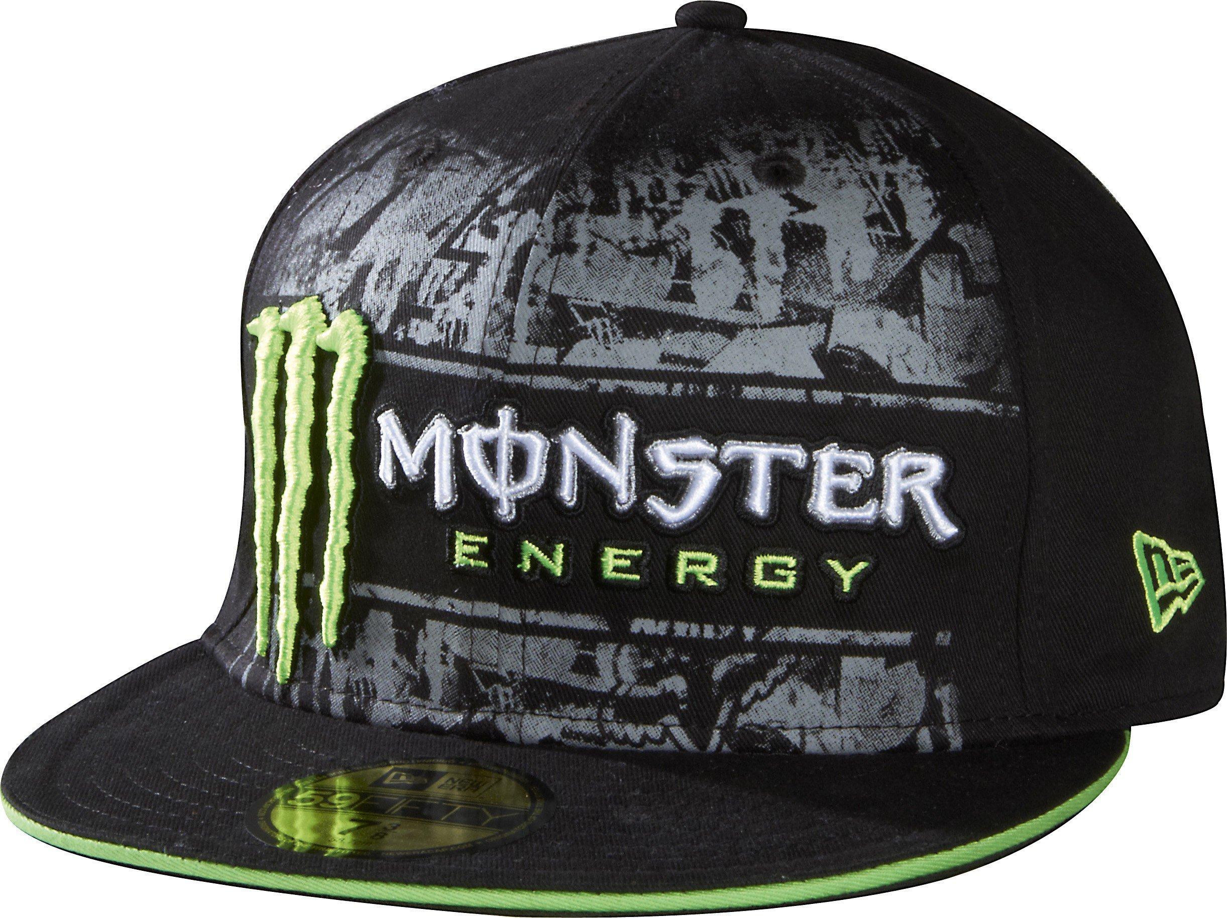 Čepice/Kšiltovka FOX New Era Monster RC Replica 210