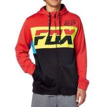Mikina pánská FOX Tearoff Zip Fleece - velikost M 384a1a991d