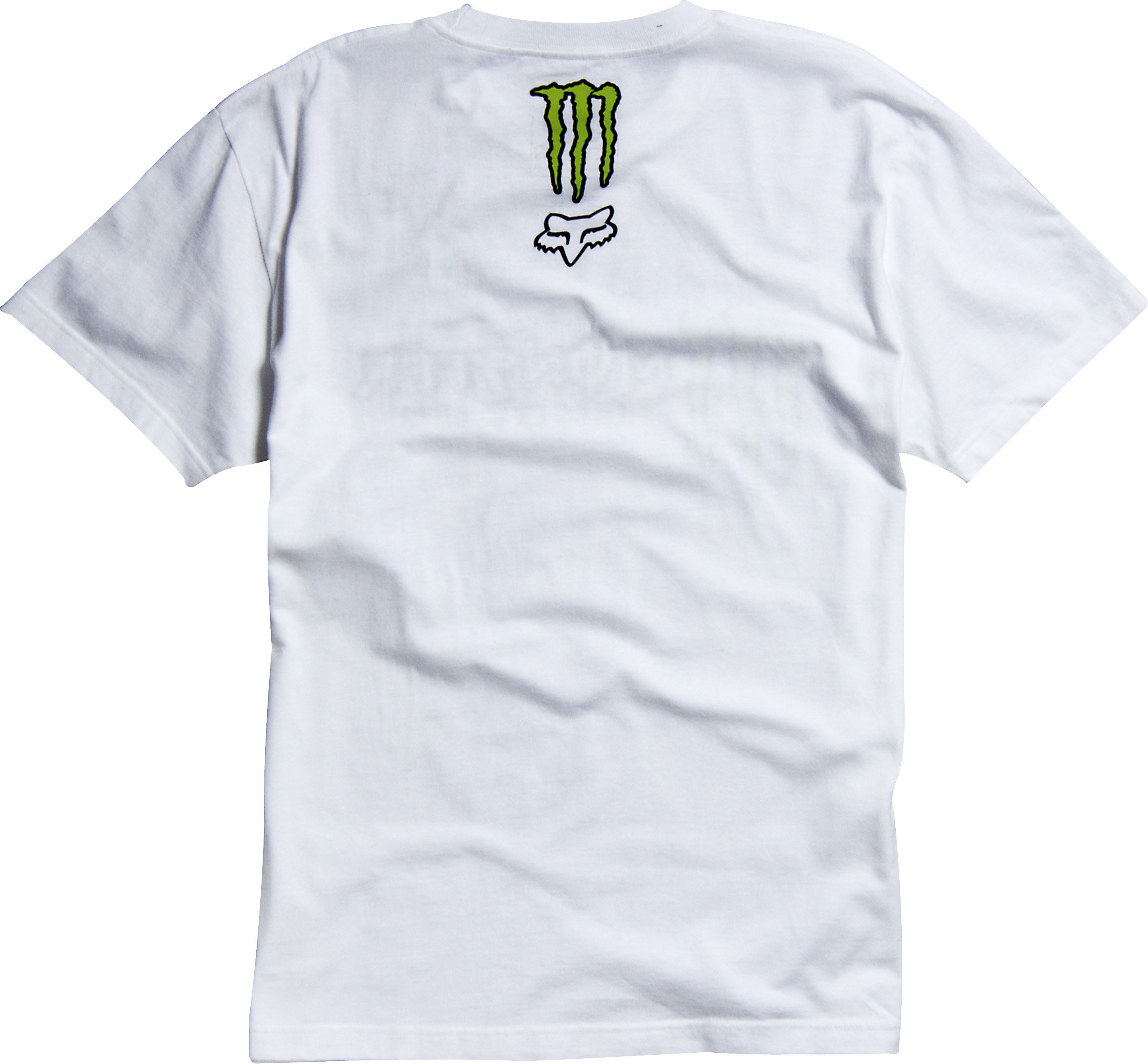 03af5752214 Tričko pánské FOX Monster RC Replica bílé - velikost L