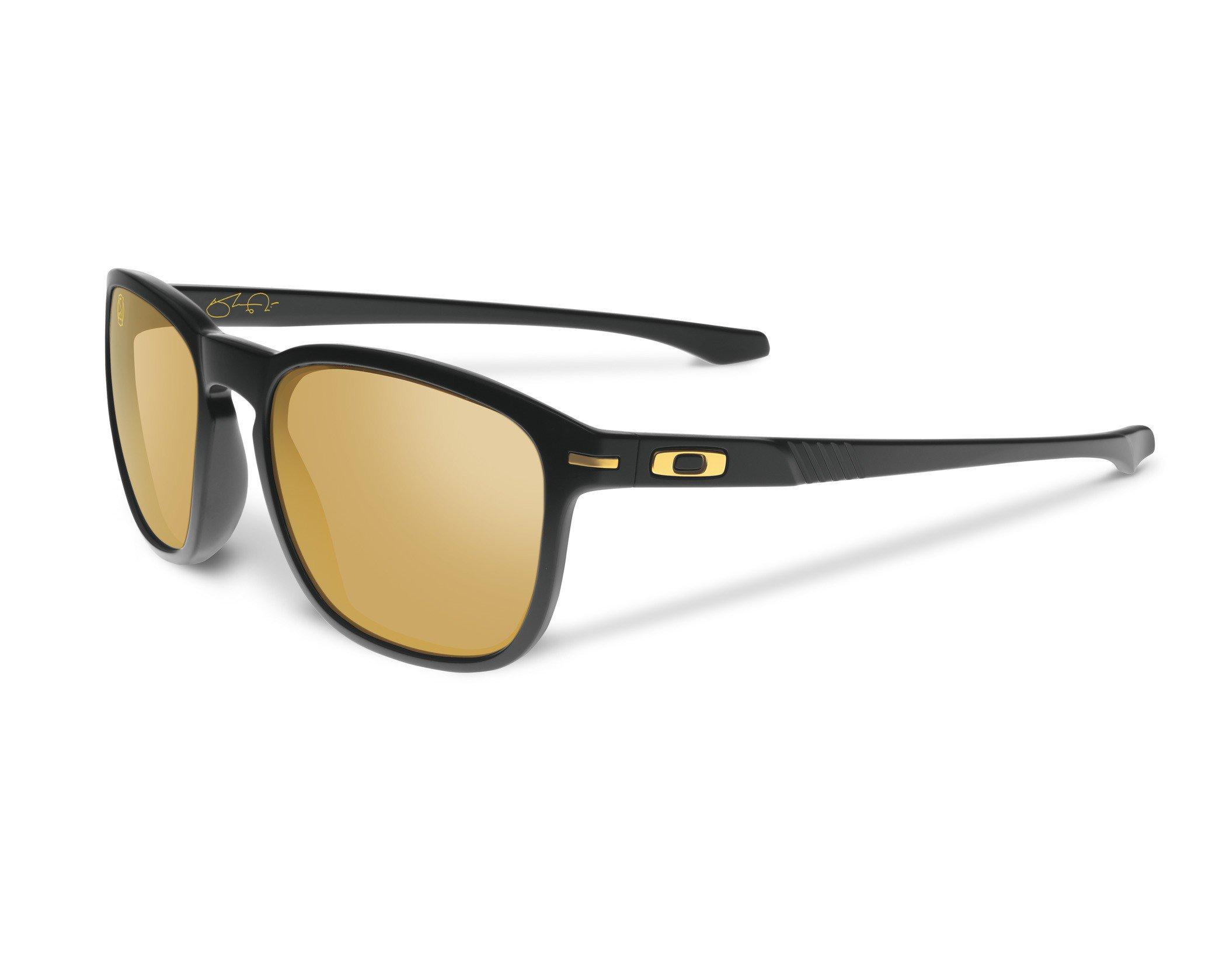 Sluneční brýle Oakley Enduro černé matné