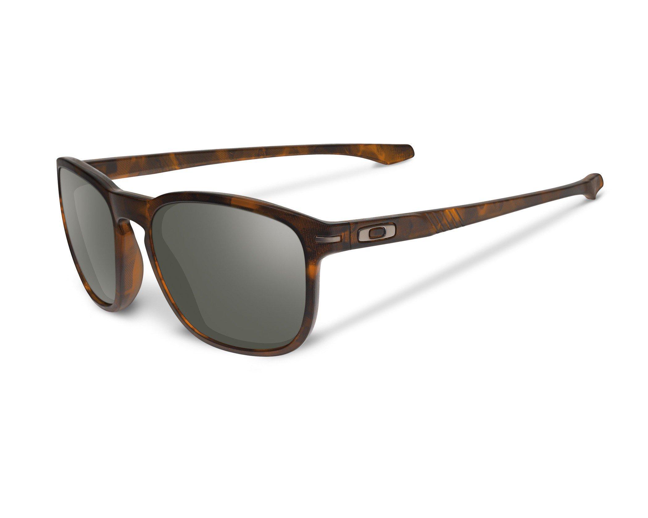 Sluneční brýle Oakley Enduro hnědé