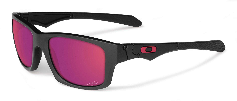 Sluneční brýle Oakley Sebastian Loeb Jupiter Squared