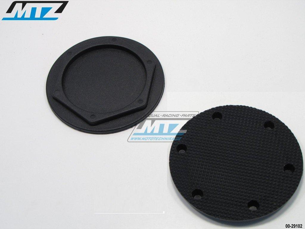 Podložka pod stojánek - černá (průměr 97mm)