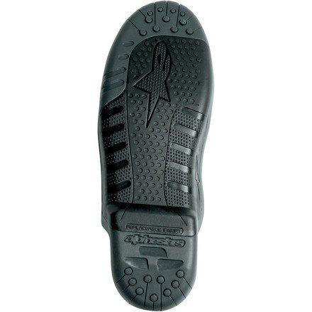 Náhradní podrážky na boty pánské Alpinestars Tech 7 černé  4b18c9555f
