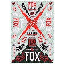 Samolepky FOX Giant