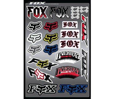 Samolepky FOX Victory