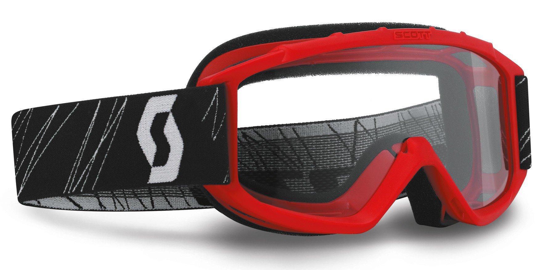 Brýle dětské 89Si Scott červené