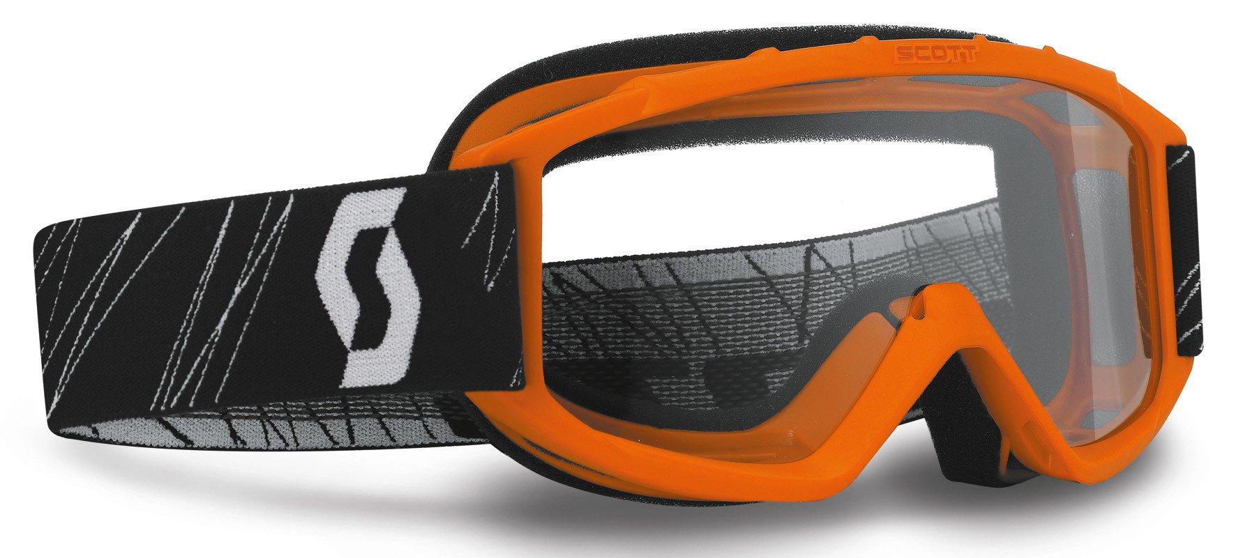 Brýle dětské 89Si Scott oranžové 95bceab678a