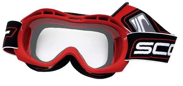 Brýle dětské Scott Voltage R červené