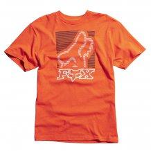 e0da676ff311 Tričko dětské FOX Fazer oranžové