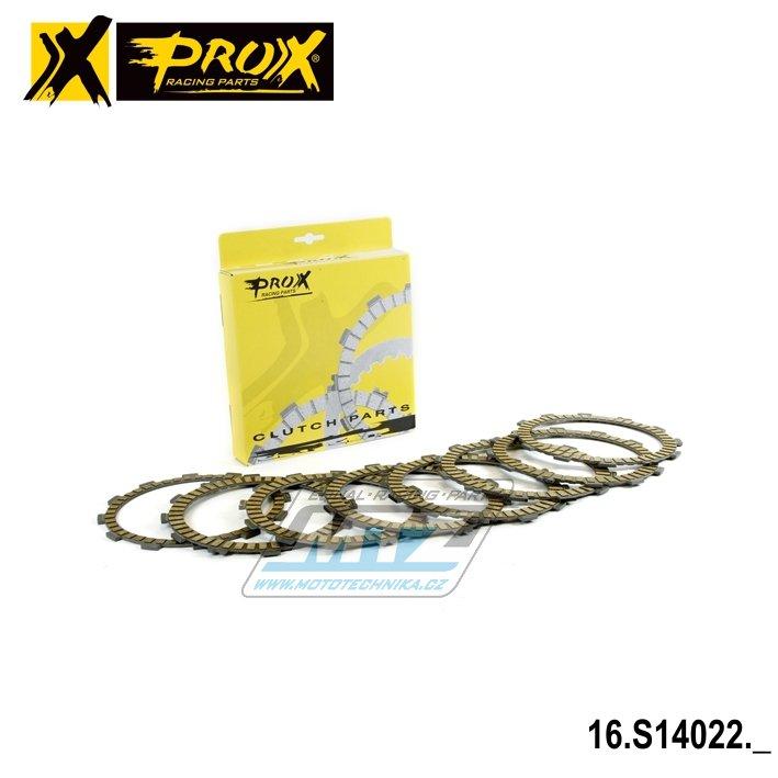 Lamely spojkové s obložením - Honda TRX450ER / 06-14 + TRX450R Sportrax / 04-14 + TR700XX / 08-11