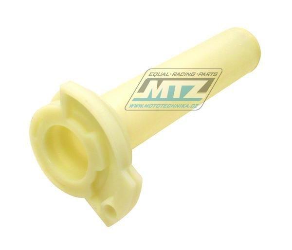 Rukojeť plynu plastová Suzuki RM125 / 87-94 / + RM250 / 82-94 + RMX250 / 89-98