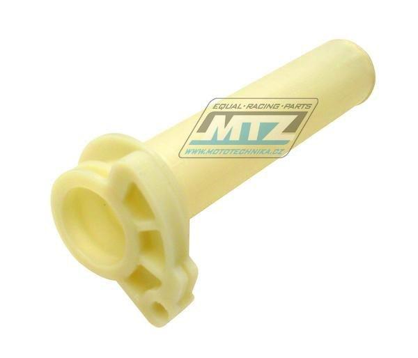 Rukojeť plynu plastová KTM 125EXC+125SX / 95-97 + 250SX+360SX+300EXC+360EXC / 95-96 + Yamaha YZ250 / 83-95 + YZ490 / 83-90 + WR250 / 91-97 + WR500 / 92-93