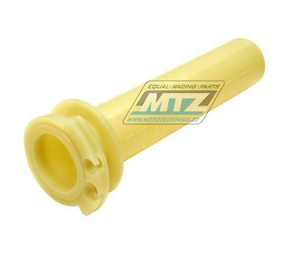 Rukojeť plynu plastová KTM-4takt (250+350+400+450+520+525 SX+EXC) + Husaberg FE450+FE550+FE650 + Beta RR-4takt