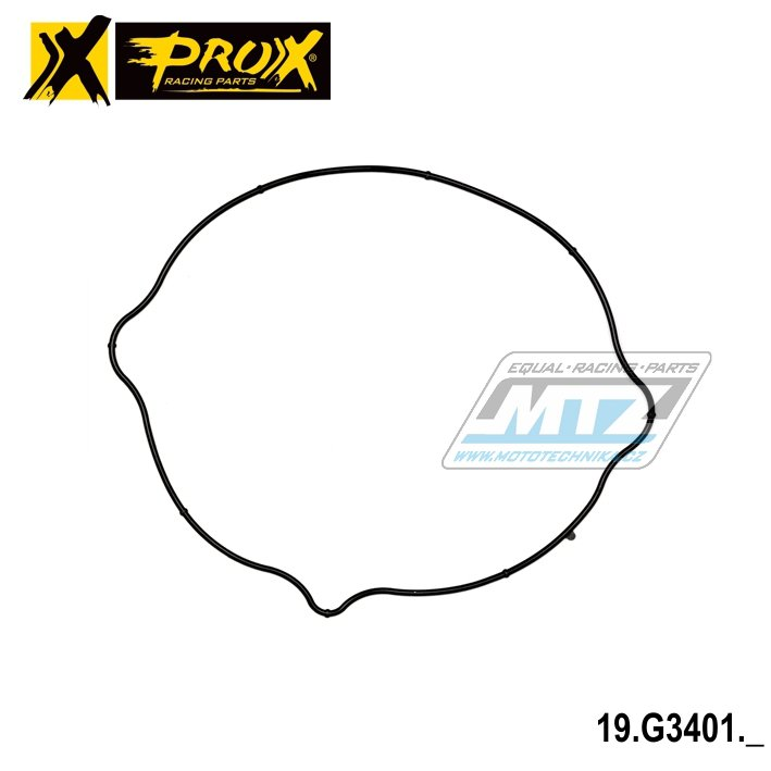 Těsnění víka spojky Suzuki DRZ400 / 01-18 + Kawasaki KLX400R / 03
