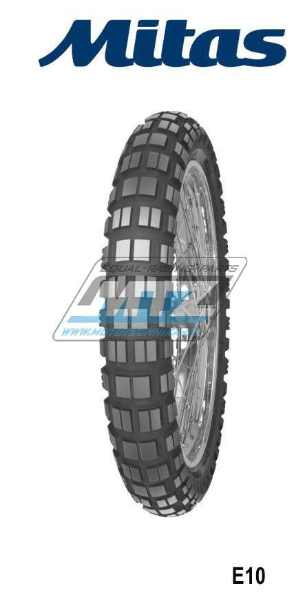 "Pneu Mitas 110/80-B19"" E10 Dakar"