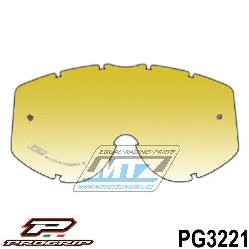 Sklo Progrip 3221 - žluté