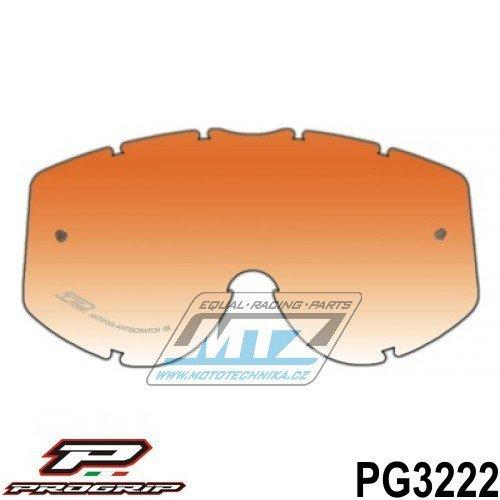 Sklo Progrip 3222 - oranž