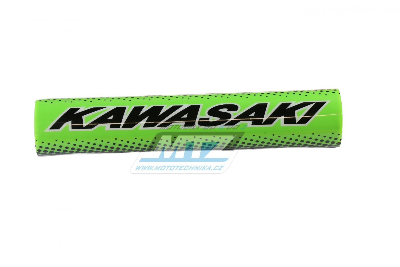 Polstr na hrazdu Kawasaki (zelený)