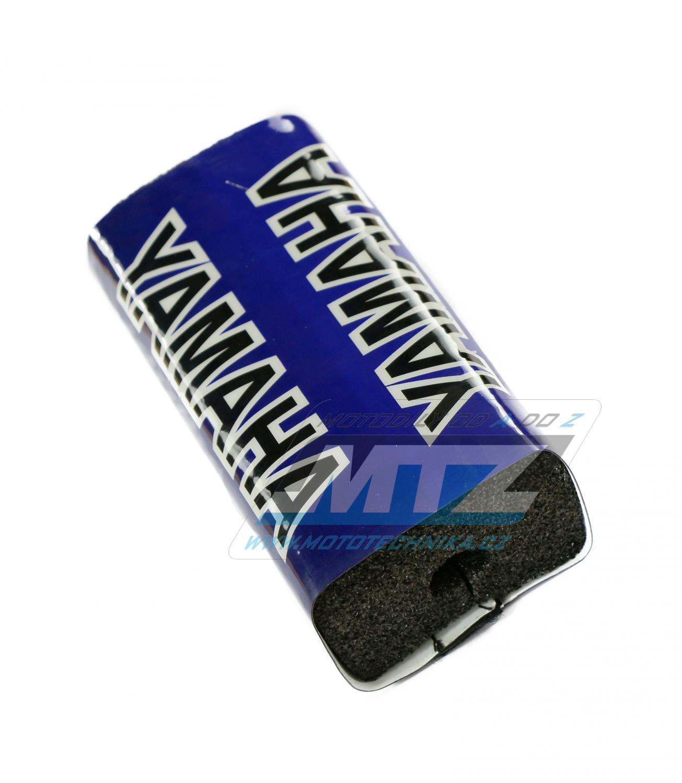 Polstr/Kostka na bezhrazdová řidítka Yamaha (modrý)