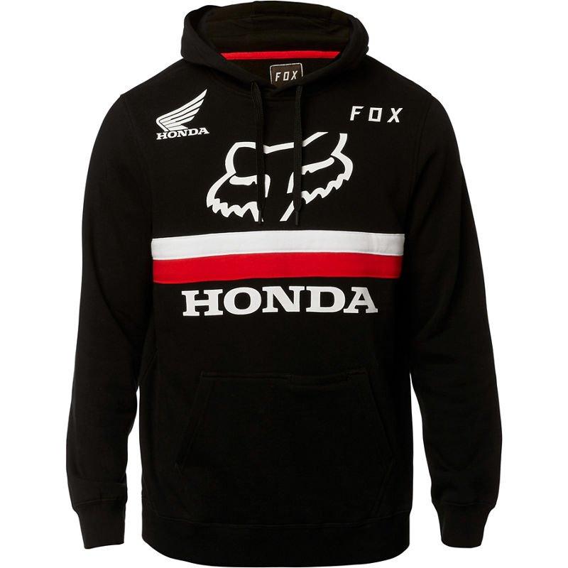 Mikina FOX Honda Pullover Fleece ( velikost XXL)