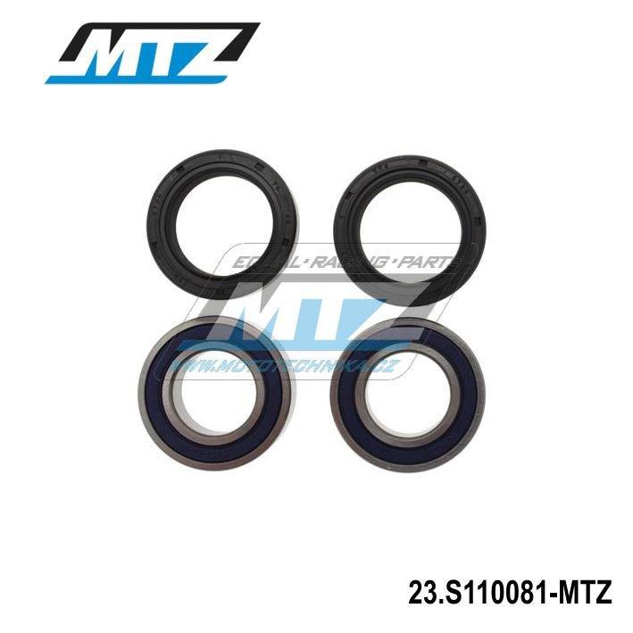Sada přední Honda CR125+250 / 95-07 + CR500R / 95-01 + CRF250R / 04-18 + CRF450R / 02-18 + CRF450RX / 17-18 + KTM125SX+250SX+380SX / 00-02 + 520SX / 01-02
