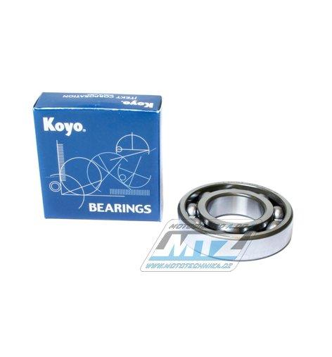 Ložisko 6207-C4 ( rozměr: 35x72x17 mm) Koyo