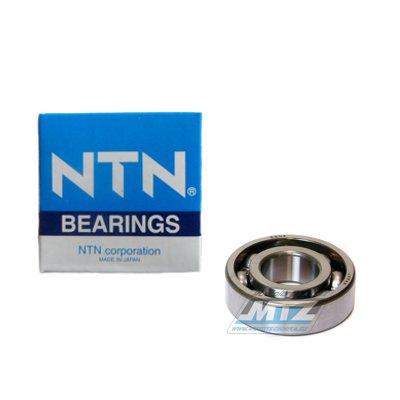 Ložisko 6204-C3 (rozměry: 20x47x14 mm) NTN