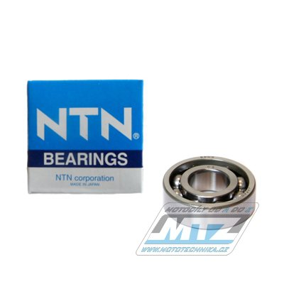 Ložisko 6203-C3 (rozměr: 17x40x12 mm) NTN
