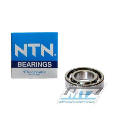 Ložisko 6206-C3 (rozměry: 30x62x16 mm) NTN