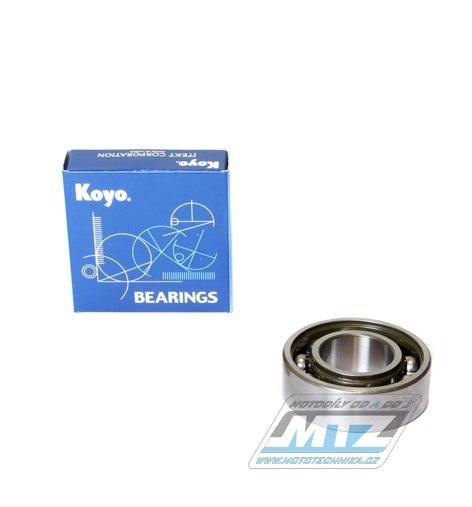 Ložisko 62206 (rozměry: 30x62x20 mm) Koyo