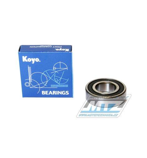 Ložisko 6205-C3-2RS (rozměry: 25x52x15 mm) Koyo