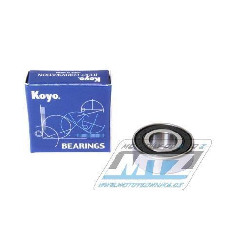 Ložisko 6202-C3-2RS (rozměry: 15x35x11 mm) Koyo