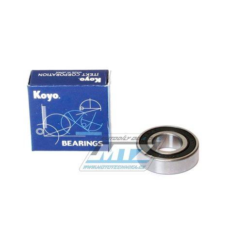 Ložisko 6002-C3-2RS (rozměry: 15x32x9 mm) Koyo