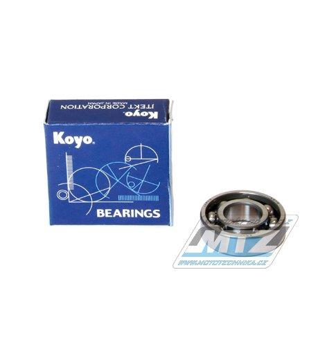Ložisko 16002 (12x28x8mm) Koyo (vodní čerpadlo Yamaha)