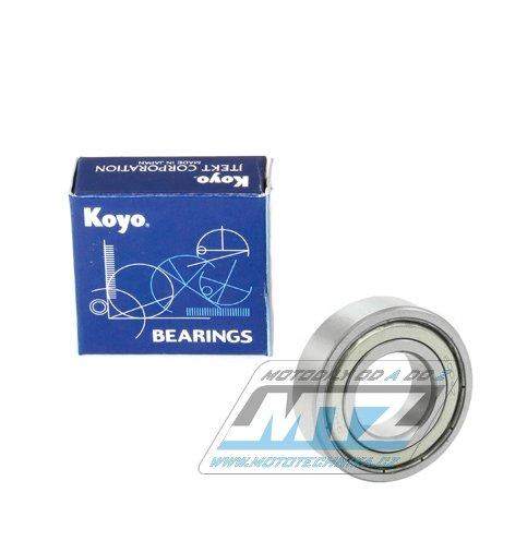 Ložisko 6004-C3-2Z (rozměry: 20x42x12 mm) Koyo