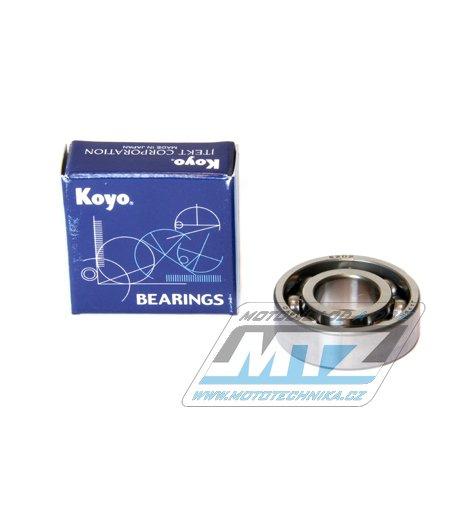 Ložisko 6202-C3 (rozměry: 15x35x11 mm) Koyo